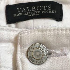 Women's Talbots Flawless Five Pocket Jeans